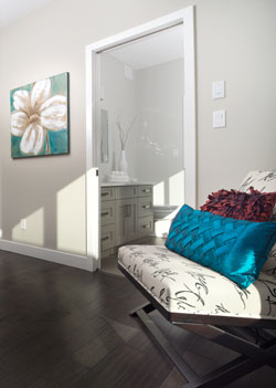 Decorated Room - Interior Decorating - Milne Well Dressed Homes - Staging Your Home Winnipeg, Manitoba